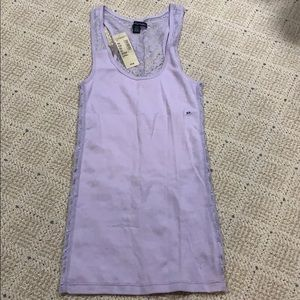 Lavender tank top from American Eagle